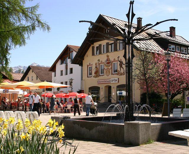 Alpenstadt sonthofen foto for Hotel in sonthofen